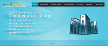 Rack Mountain web hosting
