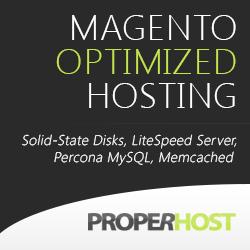Magento Hosting by ProperHost