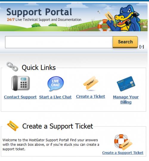 Blog: HostGator & BlueHost Nix Email Support at Hostjury