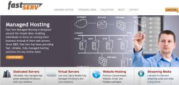 fastServ web hosting
