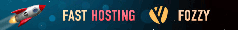 Fozzy web hosting