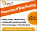 Phi9 web hosting banner