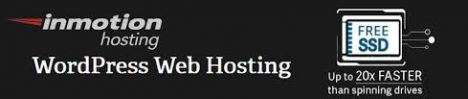 Get Wordpress hosting from InMotion Hosting